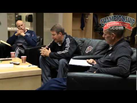 All Access UTEP Basketball Practice with Tim Floyd - Clip 1