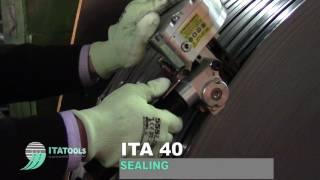 Пневматический инструмент для стальной ленты ITA 40
