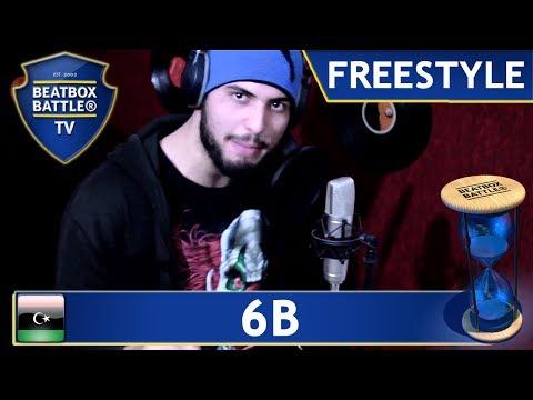 6B from Libya - Freestyle - Beatbox Battle TV