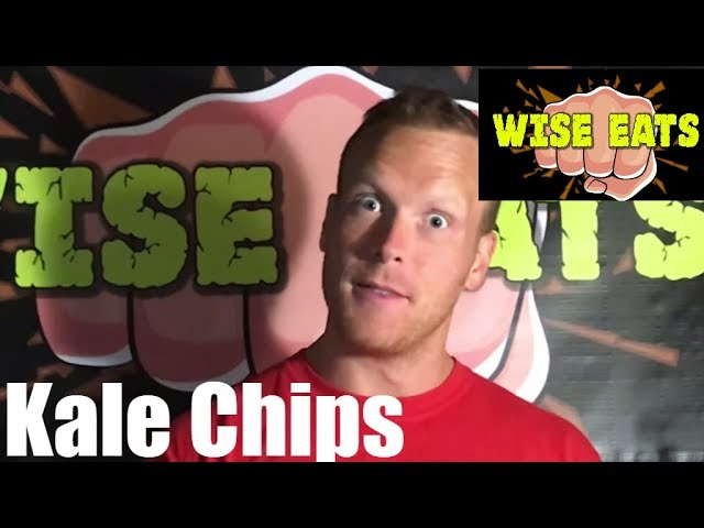 Optimize Your Health with Kale! Wise Eats Keista Kale Chip Recipe