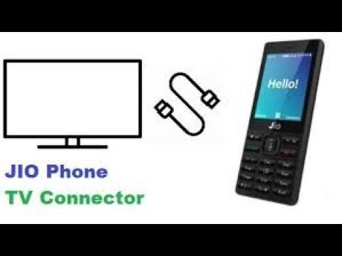 How to connect jio media cable on your TV