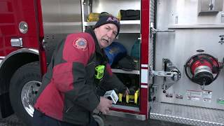 West Acton Fire Engine 23 - Feb 1, 2019