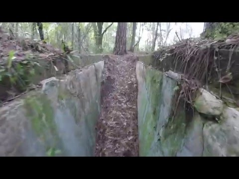 Mannfield Ghost Town in Withlacoochee State Forest