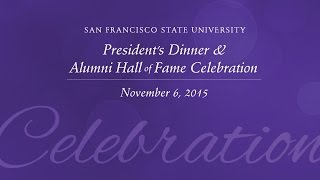 2015 Alumni Hall of Fame