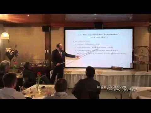 Dr. Ralf D. Tscheuschner - Der CO2-Klima-Schwindel