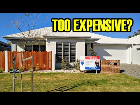 New Houses Are WAY TOO EXPENSIVE (Cost Of Building Vs Buying)