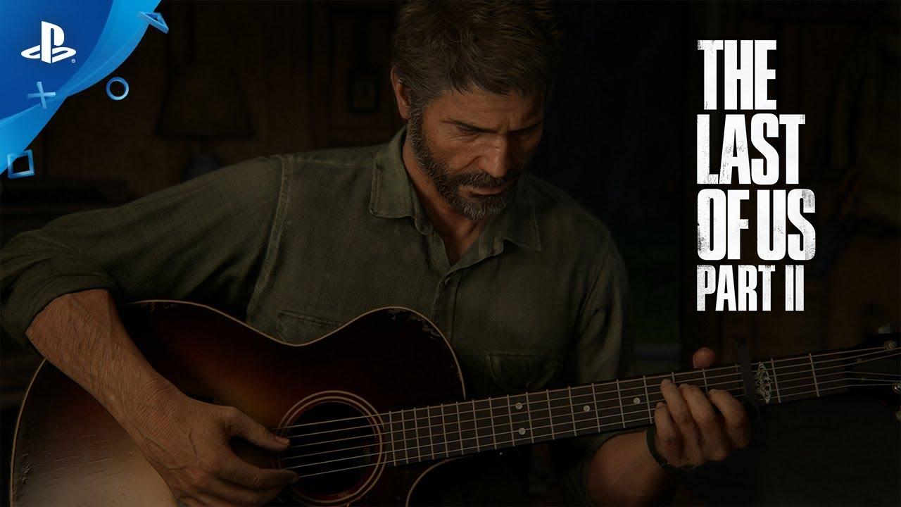 PS4《The Last of Us Part II》劇情預告 (4K中文字幕)