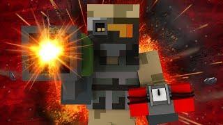 Zagi Modded Minecraft - EKSPLOSIV BAZOOKA! #11