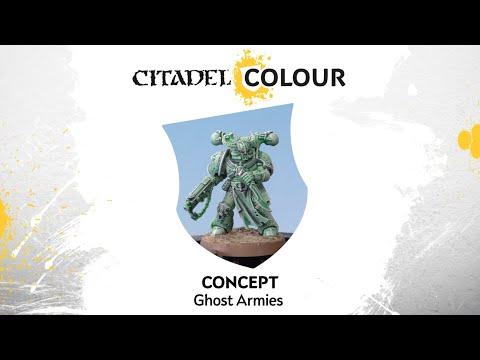 Citadel Colour: Concept – Ghost Armies