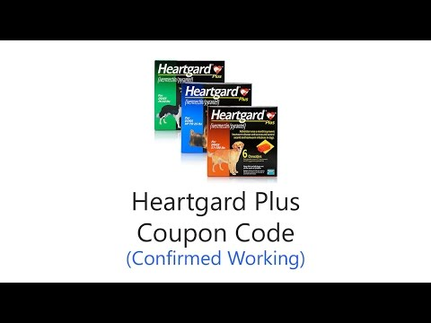 Heartgard Plus Coupon Code - 15% Savings!