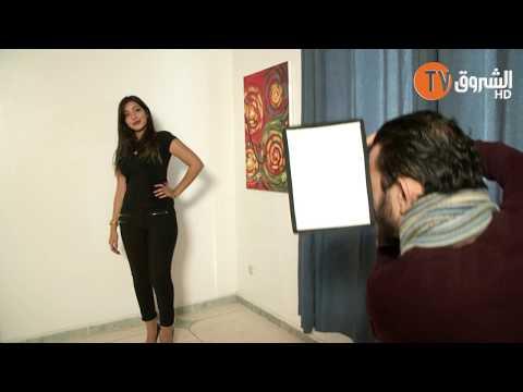 يوميات ملكة جمال العرب الجزائر الحلقة 01 - Miss Arabe Algérie épisode 01