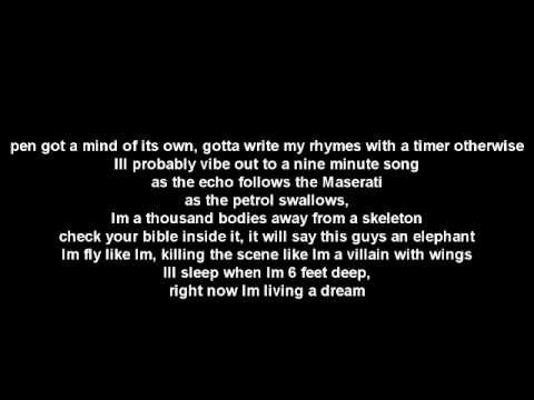 Bad Meets Evil-Echo Lyrics [HQ]