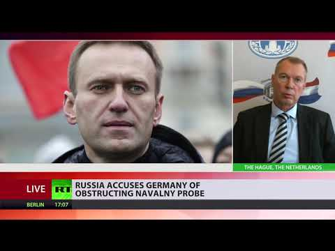 Russian OPCW Rep. Shulgin speaks to RT on Alexey Navalny case