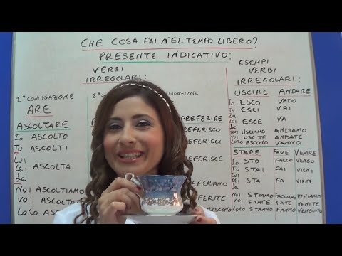 One World Italiano Lesson 11 (in English) - Elementary Level (A1)