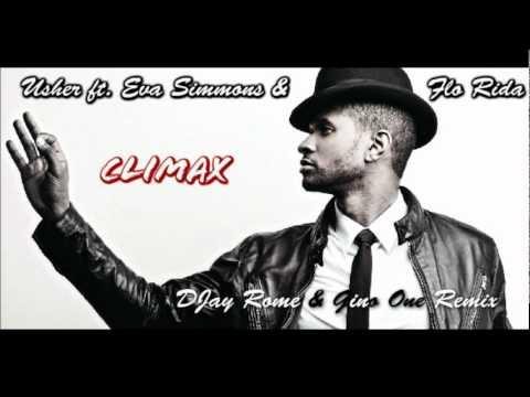 Usher ft. Eva Simmons & Flo Rida - Climax (DJay Rome & Gino One Remix)