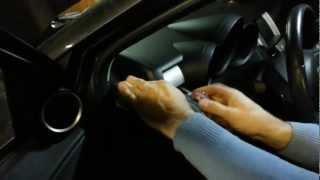 Снятие щитка приборов Acura RDX