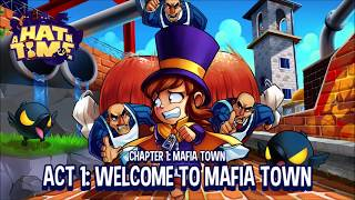 A Hat In Time Xbox One Gameplay