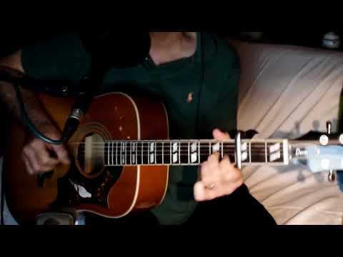 We Shall Overcome ~ Joan Baez - Pete Seeger ~ Acoustic Cover w/ Epiphone Dove Pro VB ~ Tribute