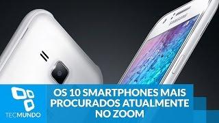 Veja quais são os 10 smartphones mais procurados atualmente no Zoom
