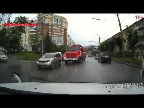 Аварии на дороге