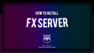 how to create a fivem server easy way 2019