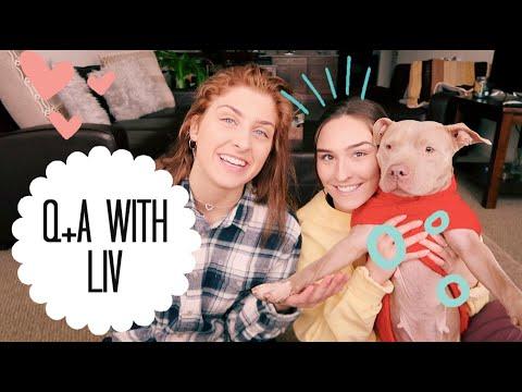Q&a With Liv