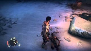Mad Max - Max Rockatansky Eats Maggots via Human Corpse (Crows Circle Above) Gameplay Sequence PS4