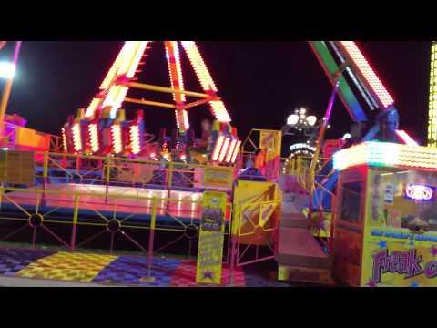 Perth Royal Show 2014 Freak Out ride