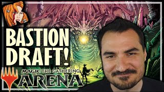 INSANE BASTION DRAFT! - MTG Arena