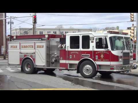 House Fire on 20 Arlington st Haverhill Mass