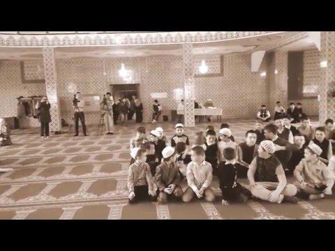 Центральная мечеть г Альметьевск. Имам-мухтасиб Фагим хазрат Ахметзянов. Коран Татар макамы.
