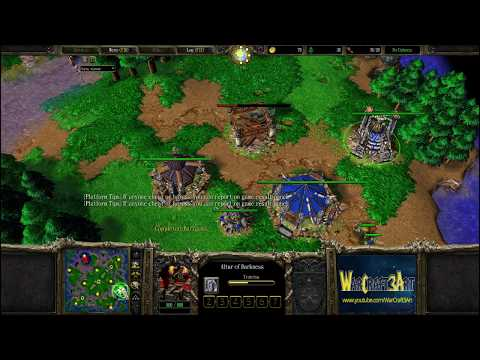 120(UD) vs Fly(ORC) - WarCraft 3 Frozen Throne - RN3350
