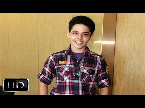 Darsheel Safary Looks Back At Maa From 'Taare Zameen Par'