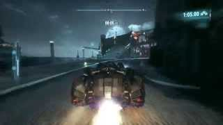 Arkham Knight City Heat Time Trial Personal Record