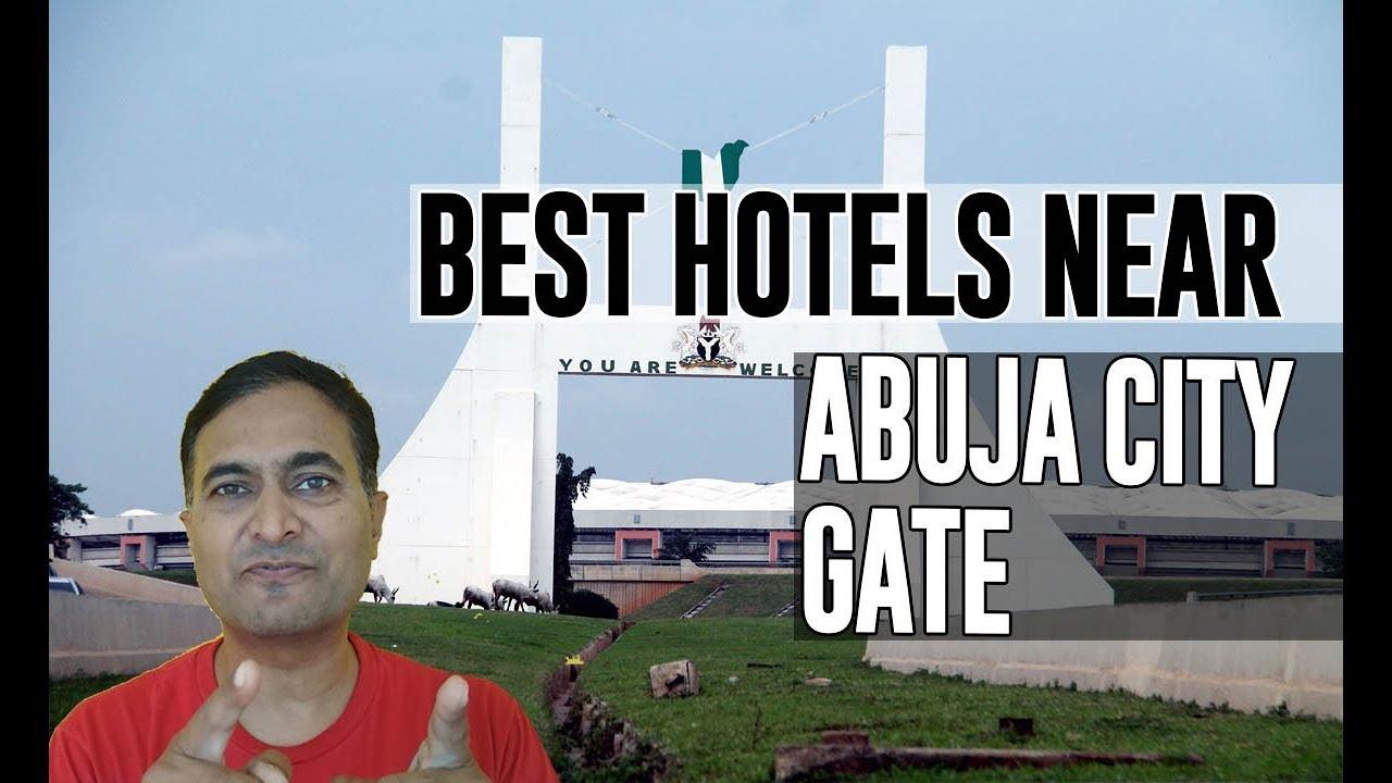 Best Hotel Accommodation near Abuja City Gate