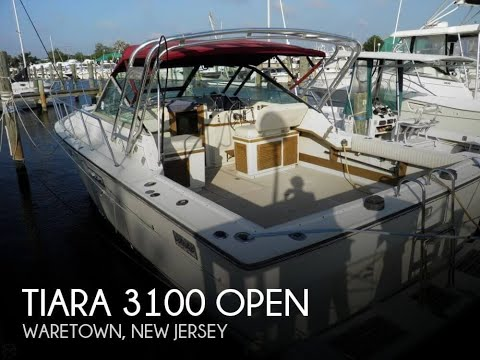 [UNAVAILABLE] Used 1984 Tiara 3100 Open in Waretown, New Jersey