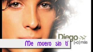Download Video Diego González   Me muero sin tí MP3 3GP MP4