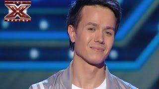 Владислав Ульянич покидает шоу Х-Фактор 5 - Четвертый прямой эфир - 29.11.2014