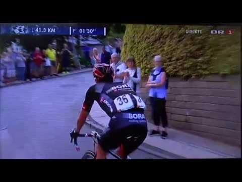 Gammel Kongevej climb - Tour of Denmark, stage 3