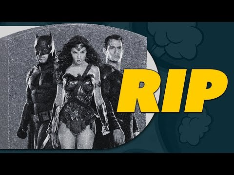 DC Extended Universe ABANDONED!?