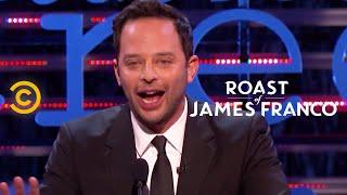 Roast of James Franco - Nick Kroll - The Jewish Media - Uncensored