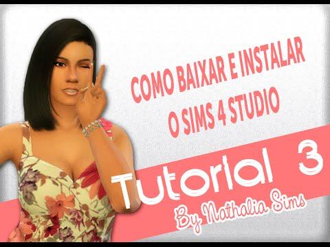 Como baixar e instalar o Sims 4 Studio #Tutorial3