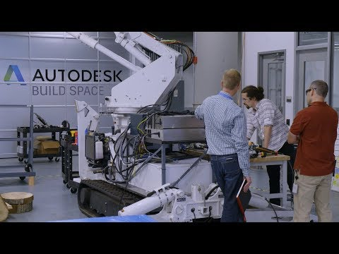 Autodesk Support Summit 2017 - Boston Build Space