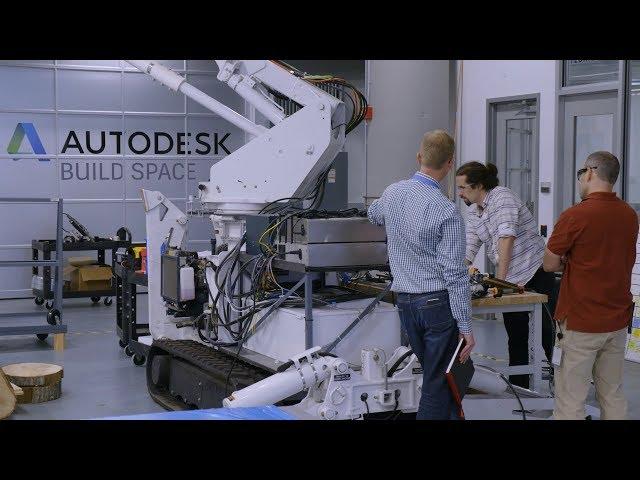 Autodesk Support Summit 2017 - Boston Build Space