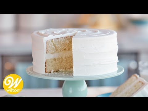 How To Make A Classic Yellow Cake | Wilton