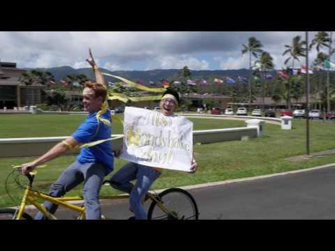 Handshake Day BYU-Hawaii Campus
