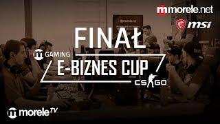 Finał Morele E-biznes Cup powered by MSI w CS:GO | Warszawa 2018