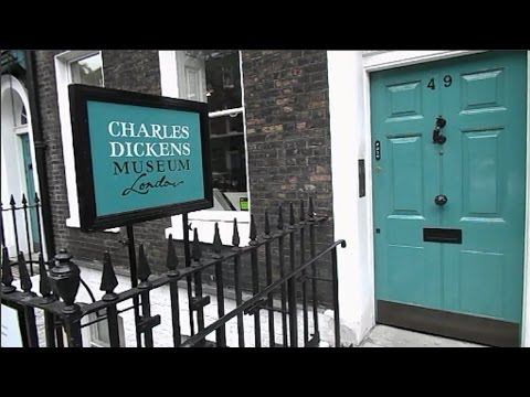 Charles Dickens Museum in Bloomsbury, London