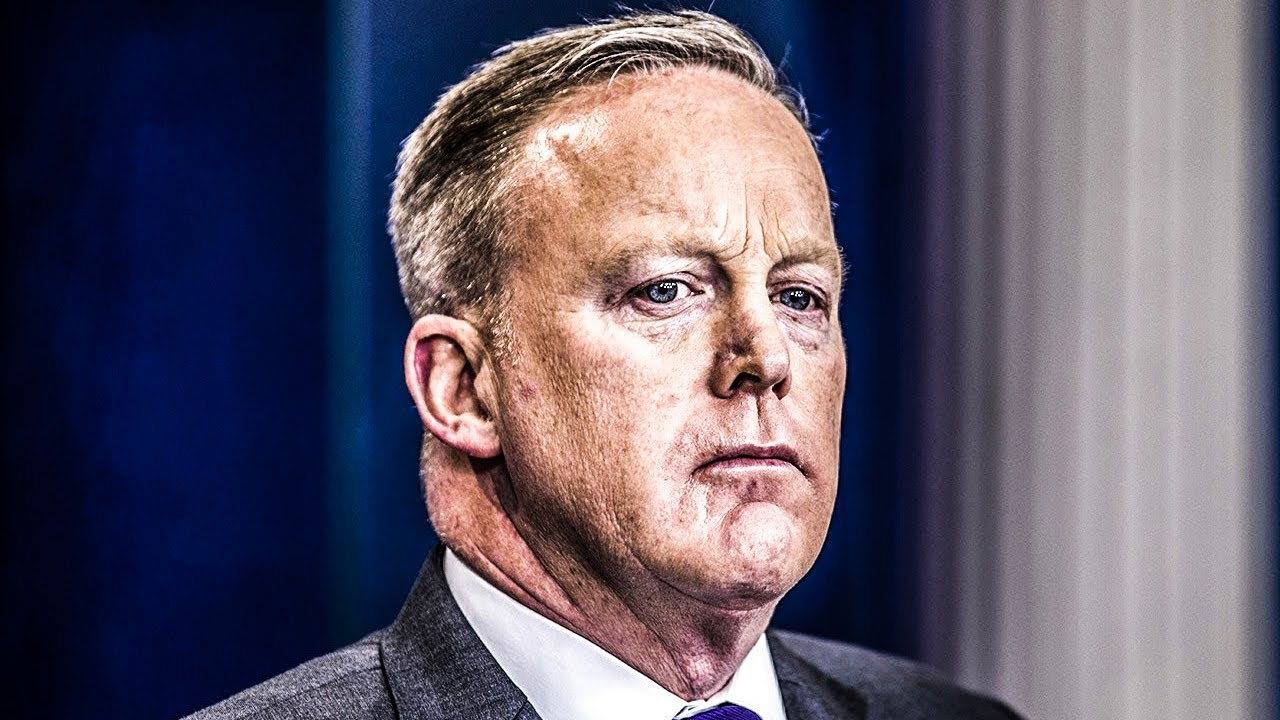 Week In Politics: Sean Spicer Resigns As White House Press Scretary