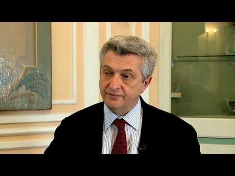 """Filippo Grandi: """"Renforcer les contrôles aux frontières intérieures de l'UE est une mauvaise idée"""""""